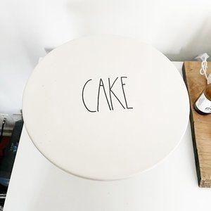 ✨ NWT Cake Stand   Rae Dunn
